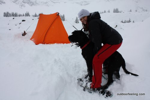 Outdoor Research LightHaven mit Nanook