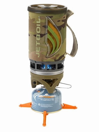 jetboil flash camoflage