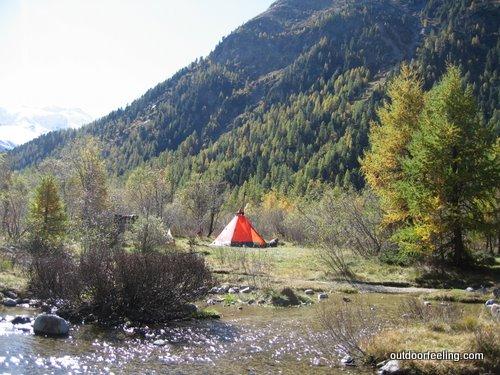 Tentipi Zirkon Camping Plauns