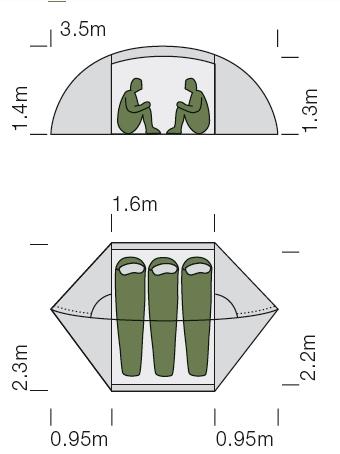 OrionIII Grundriss