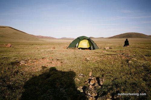 Hilleberg Staika Mongolei