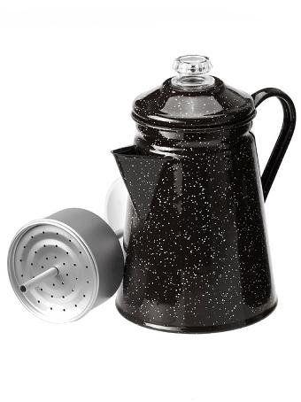 GSI Kaffeekanne 8 Cup Percolator