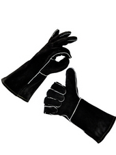Hitzefeste-Handschuhe