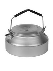 Trangia-Teekanne-0.9L-mit-Chromstahlknopf