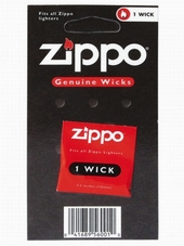 Zippo-Dochte