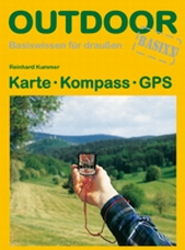Karte-Kompass-GPS