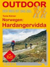 Norwegen-Hardangervidda