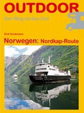 Norwegen-Nordkap-Route