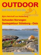 Schweden-Norwegen-Seekajaktour-Göteborg---Oslo