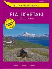 Fjällkarten-BD14-Kvikkjokk-Jäkkvik