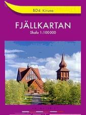 Fjällkarten-BD4-Kiruna