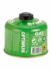 Optimus-Gaskartusche-230gr