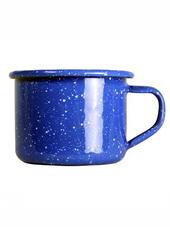 Emaille-Espresso-Tasse-