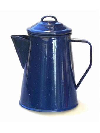 Emaille Kaffeekanne 1.8 L