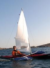 Triton-Ladoga-1-Segel-Gebraucht
